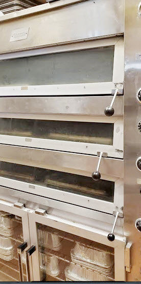 Brute Electic Baking Oven with Proofer