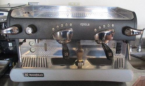 Rancilio Espresso machine with extra coffee machine