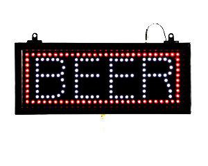 BEER LED SIGN