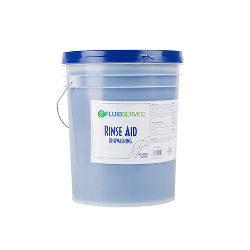 Fluid CRYSTAL-20 20L Warewashing Rinse Aid Detergent
