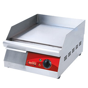 "16"" WIDE ELECTRIC FLAT TOP GRILL"