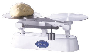 EDLUND BAKER'S DOUGH SCALE 8 POUND ALL STAINLESS STEEL CONSTRUCTION