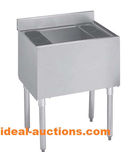 STANDARD BAR  ICE BIN - 6 SIZES TO CHOOSE FROM - CLICK HERE FOR PRICING