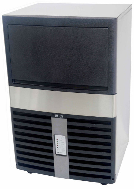 55 LB. COMMERCIAL UNDERCOUNTER ICE MACHINE