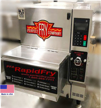 PERFECT FRY MACHINE FULLY AUTOMATIC FRYER -
