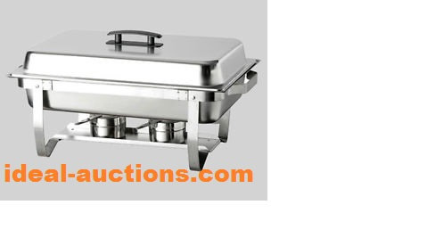 CHAFING DISH - Another affordable item from Ideal