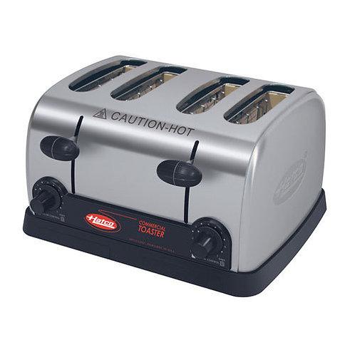 "Hatco TPT-120 4 Slice Commercial Toaster - 1 1/2"" Slots, 120V"