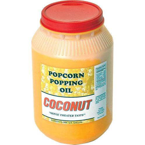 Paragon 1015 Coconut Popcorn Oil - 1 Gallon