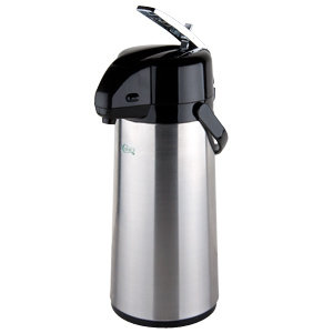 2.2 LITRE STAINLESS STEEL AIRPOT WITH LEVER