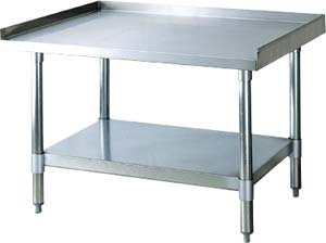 EQUIPMENT STANDS - 10  Sizes shown here