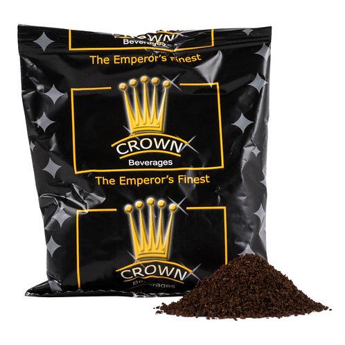 Crown Beverages Emperor's Finest Premium Blend Coffee - (80) 2 oz. Packets /CasE