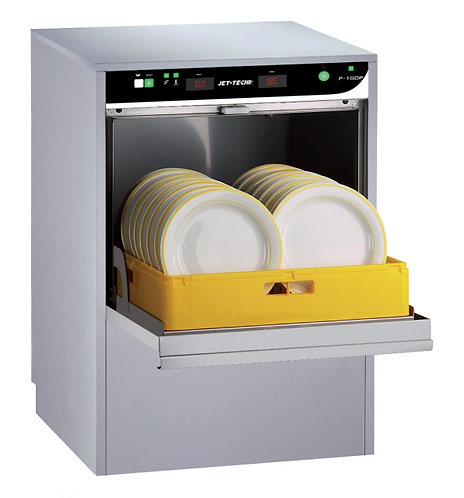 Jet Tech High-Temp undercounter dishwashere