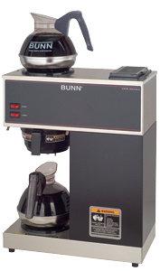BUNN POUR OVER COFFEE MACHINE