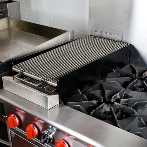 """11"""" x 24"""" x 5"""" Add-On Charbroiler"""