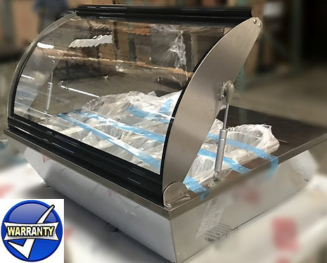 "30"" Wide Counter top refrigerated prep table"