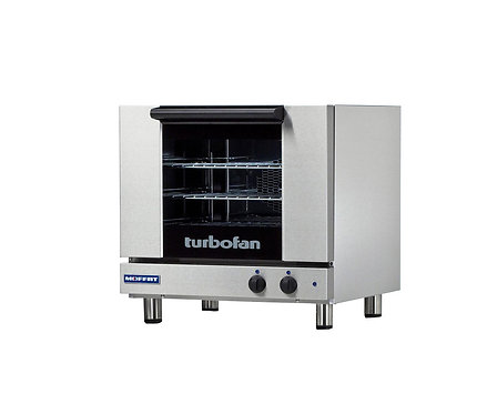 Moffat E23M3 Turbofan Electric Convection Oven Half Size 3 Pan Manual