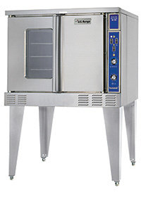 US RANGE - GARLAND GAS CONVECTION OVEN