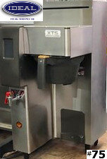 FETCO PLUMBED IN COFFEE MACHINE