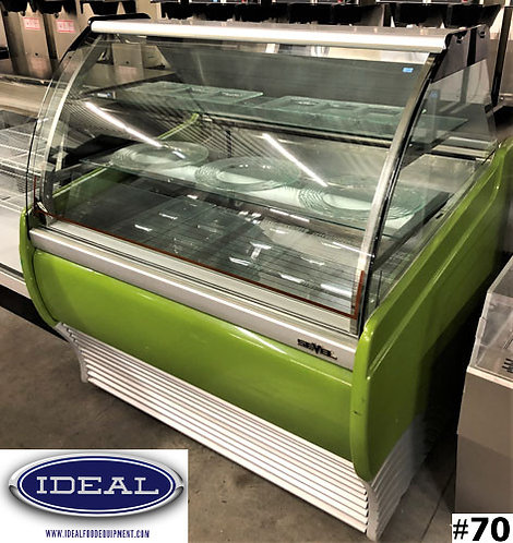 "50"" BAKERY DELI REFRIGERATED DISPLAY CASE"