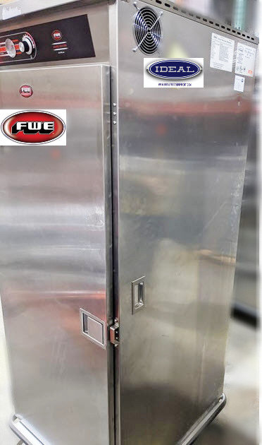 FWE UHST-28-B Heated holding cabinet - 10 available
