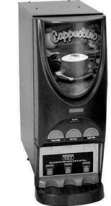 Bunn Hot Powder Beverage Dispenser