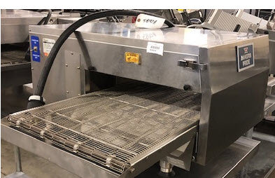 Bakers Pride Converyor Pizza Oven= electric