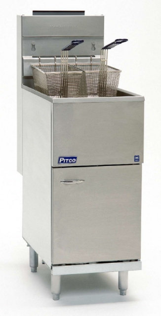 PITCO GAS OR PROPANE DEEP FRYER