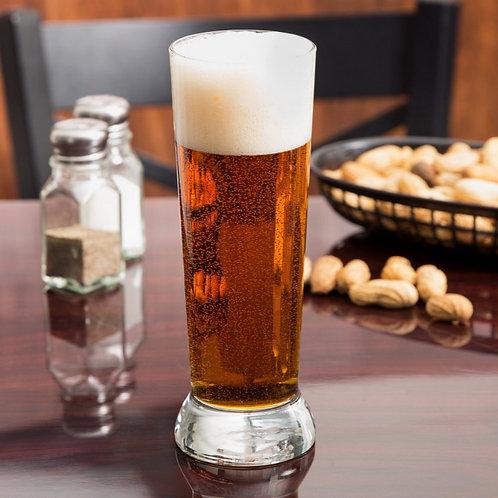 16.25 oz. Pilsner Glass - 12 / Case Item: #553439