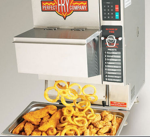 PERFECT FRY MACHINE FULLY AUTOMATIC FRYER - Buy - Rent or Lease