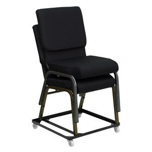 Church Chair Dolly - Holds 10 Chairs