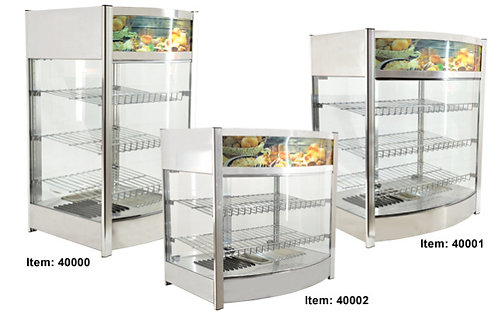 DISPLAY WARMERS - 3 SIZES TO CHOOSE FORM