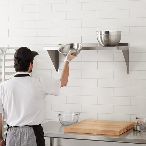 Wall mount shelving -26 sizes available