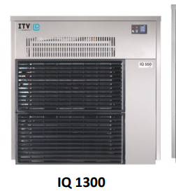 ICE QUEEN 1300 SELF CONTAINED ICE MACHINE