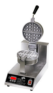 """STAR SQUARE WAFFLE IRON WITH 4 GRIDS - 8"""""""