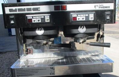 Unic Twin Phoenix Dual Espresso Machine