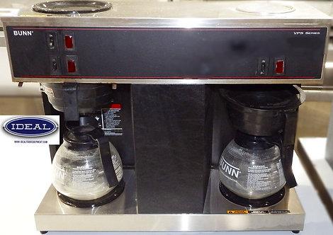 Bunn 3 burner coffee machine - pour over model - nice condition