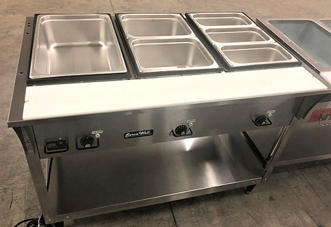 46 VOLLRATH HOT FOOD TABLE