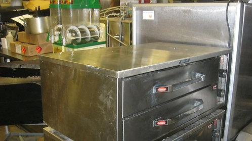 HATCO Model HDW-1R2 - 2 drawer food warmers