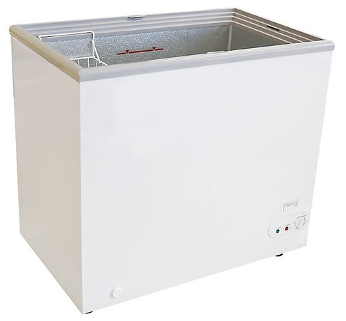 """6"""" Open Cooler - Great for impulse buying"""