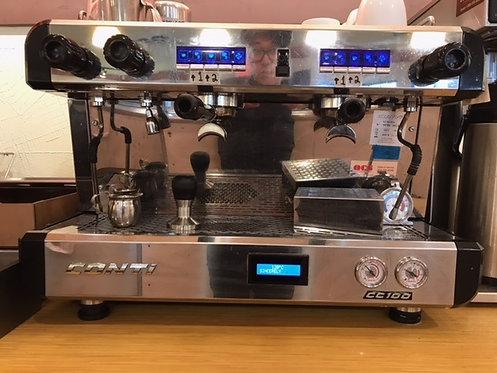 CONTI CC100 Espresso machine - 2 group