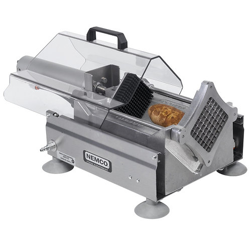 "Auto FryKutter 1/2"" Air-Powered French Fry Cutter - 720 potatoes per hour"
