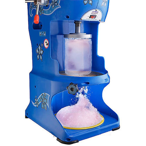 Hawaiian Shaved Ice Machine Ice Shaver Snow Cone Maker