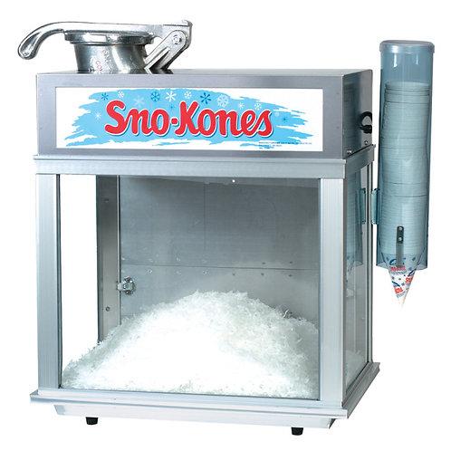 DELUXE SNO-CONE ICE SHAVER
