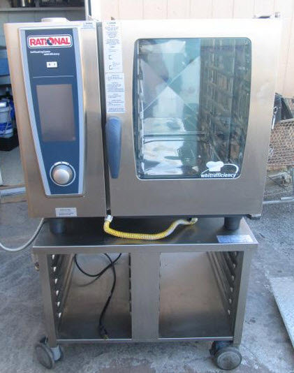Rational Gas Combi Oven