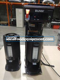 Bunn Plumbed in air pot brewer - warranty - Free shipping