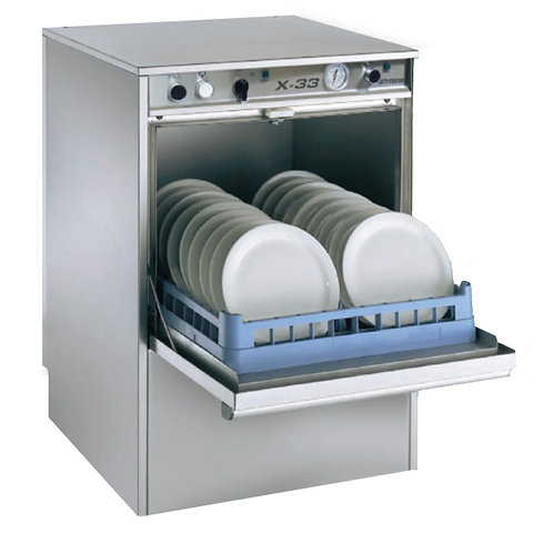 JET TECH - Low-Temp undercounter dishwasher