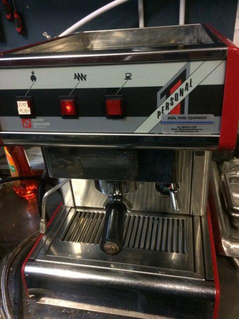 Single group Espresso Machine -Nuova Simonelli