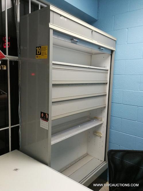 Cigarette - tobacco cabinet -
