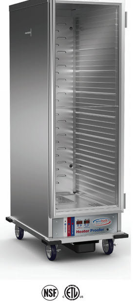 Heater proofer - Insulated - 35% energy savings
