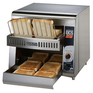 "STAR CONVEYOR TOASTER WITH 1 1/2"" OPENING"